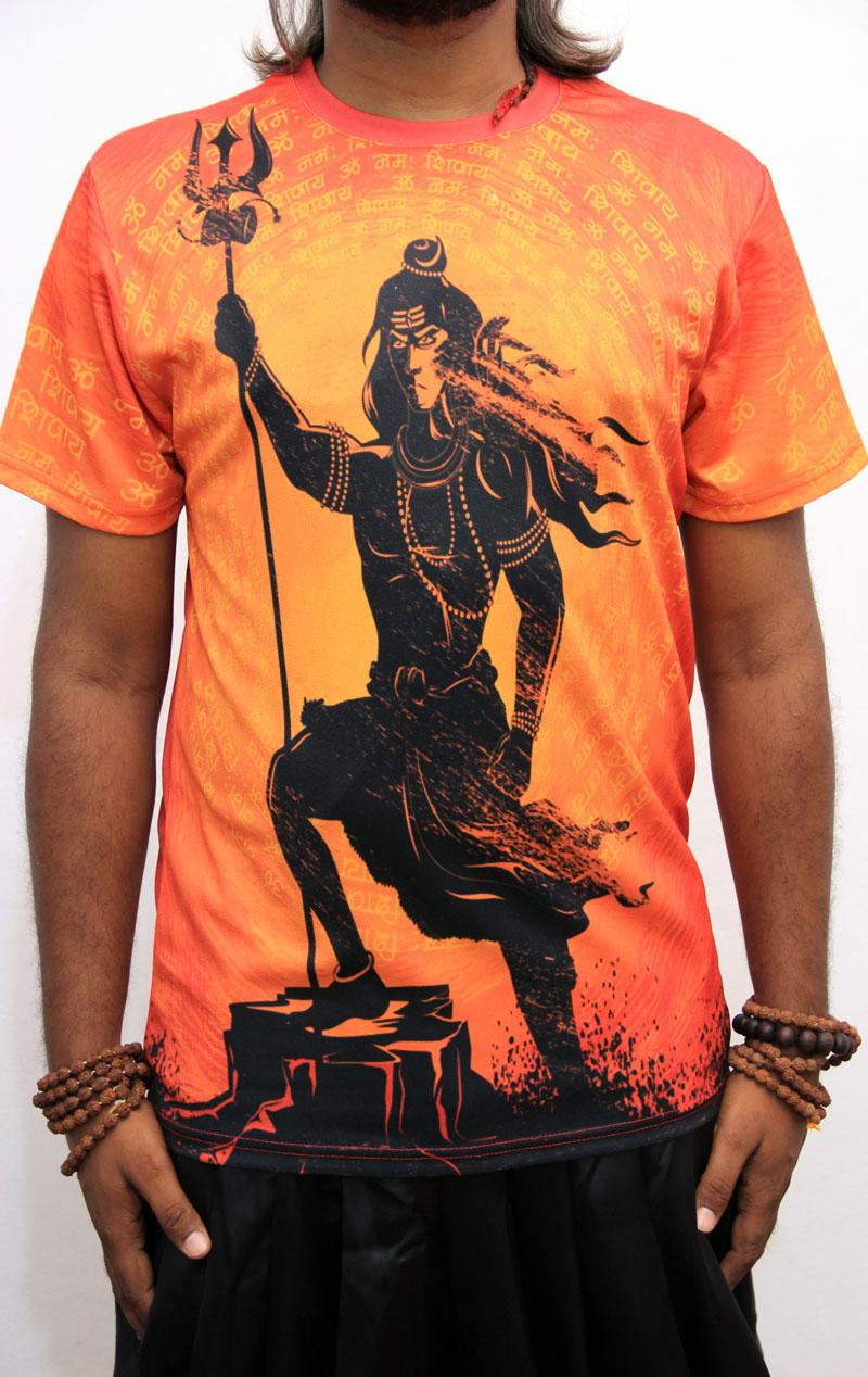 Lord Shiva TShirt Mauritius