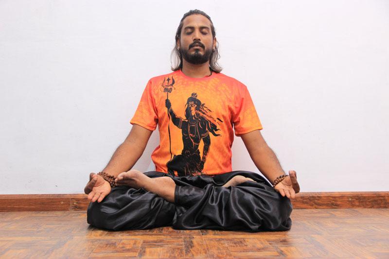 Meditation Lord Shiva