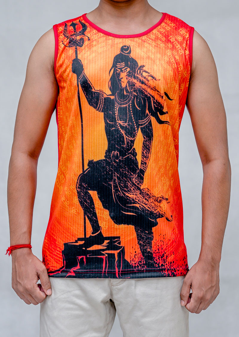 Mighty Lord Shiva Tank Top Debardeur